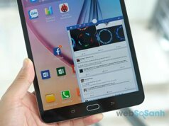Trải nghiệm: Galaxy Tab S2 máy tính bảng dành cho công việc