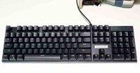 Trải nghiệm nhanh Bosston MK-971: Bàn phím cơ giá rẻ chất lượng ổn cho game thủ bình dân
