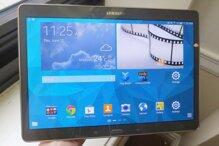 Trải nghiệm nhanh Samsung Galaxy Tab S 10.5