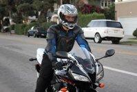 Trang phục bảo hộ cực chất cho người đi motor, xe máy