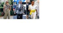 Trang phục dự tiệc tất niên sang và đẹp: Biến tấu từ trang phục công sở