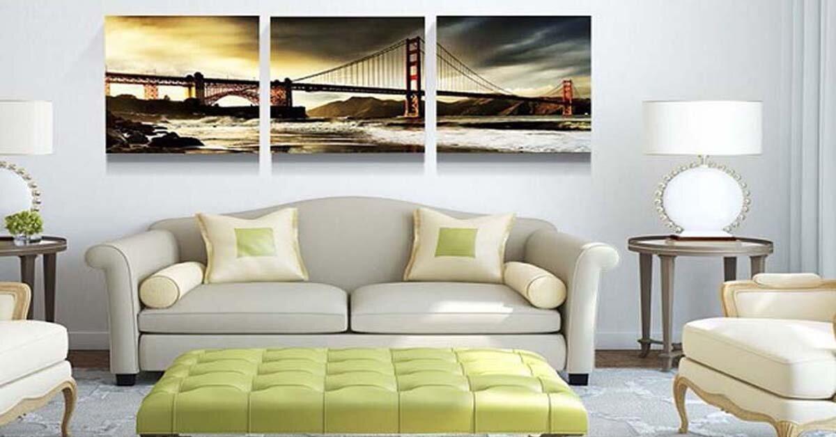 Trang trí phòng khách như thế nào cho đẹp và hợp phong thủy?