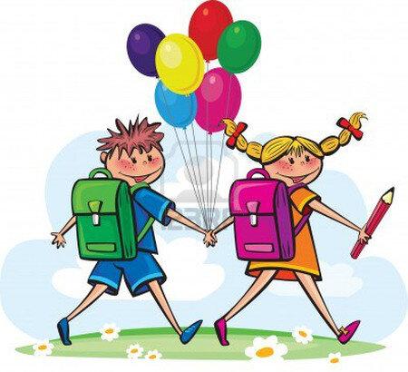 Trẻ em trong độ tuổi đến trường nên dành thời gian cho học tập và giải trí như thế nào?