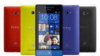 Trẻ trung cùng điện thoại HTC 8X