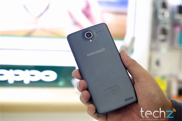 Trên tay Alcatel One Touch Idol: Lựa chọn tầm…