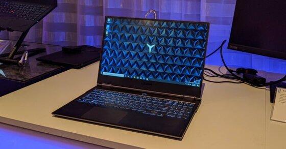Trên tay Lenovo Legion Y740S: Laptop gaming nhưng không có card đồ họa rời