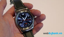 Trên tay smartwatch Android Wear LG Watch Urbane
