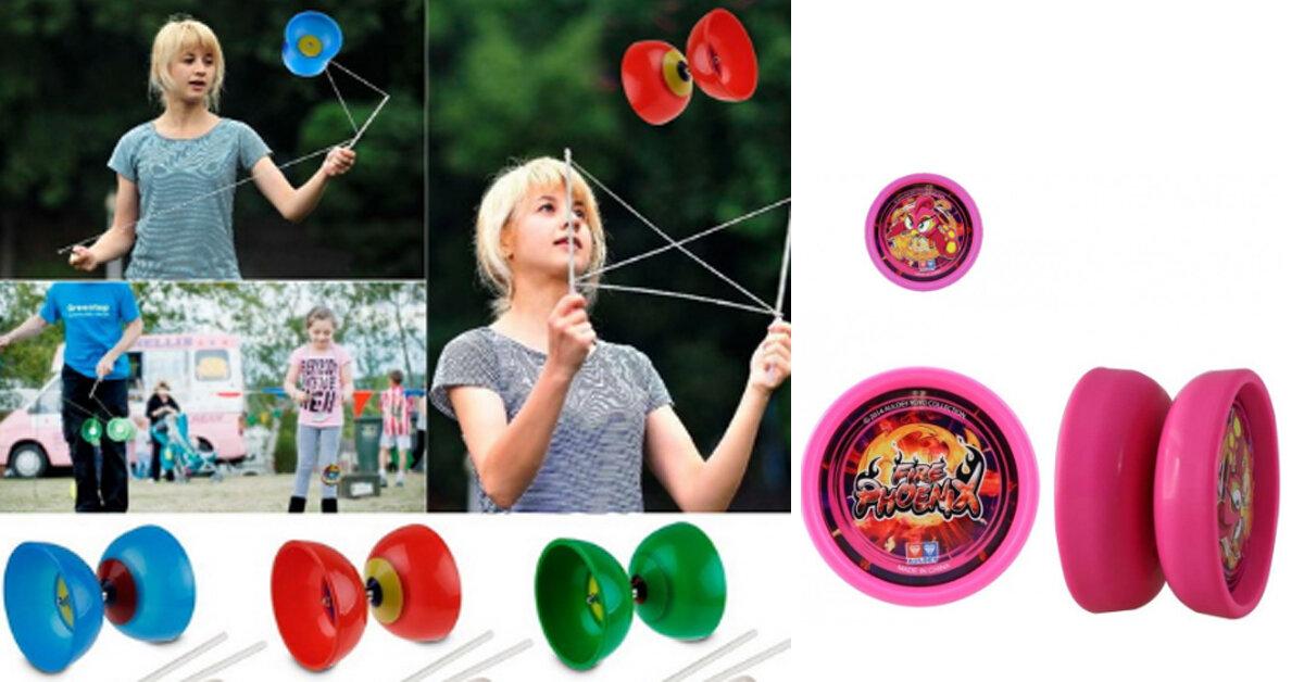 Trò chơi yoyo là gì ? Có mấy loại ? Giá bao nhiêu ?