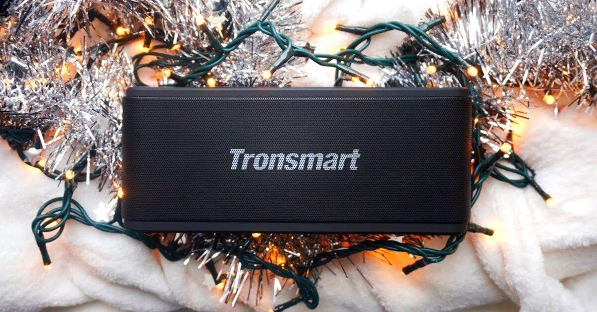 Tronsmart Element Mega: công suất 40W, âm bass mạnh và chắc, lựa chọn tốt trong tầm 2 triệu