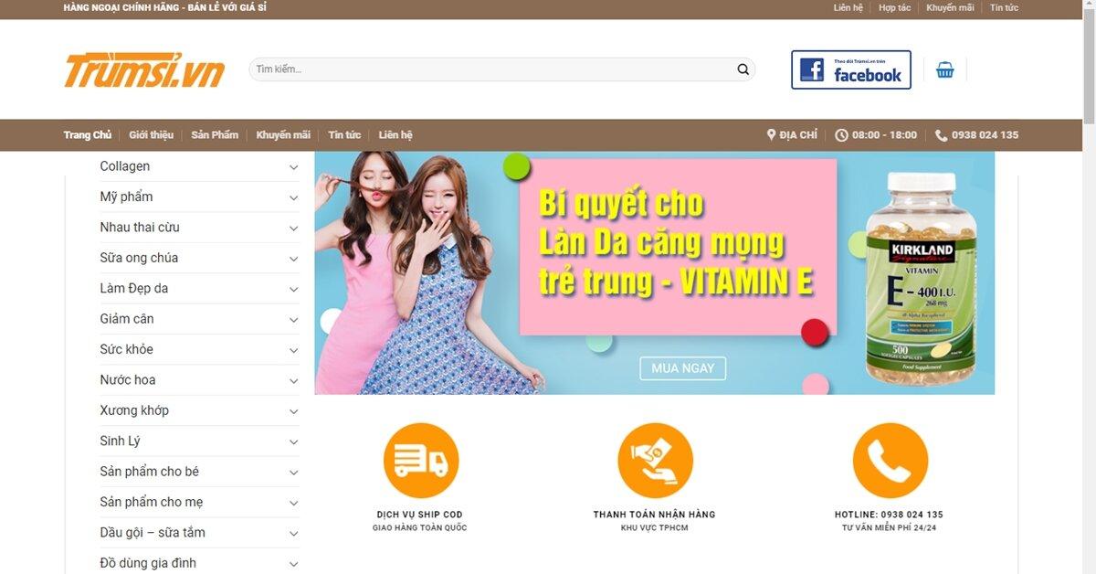 TrùmSỉ.vn – Đơn vị phân phối hàng ngoại nhập sỉ lẻ chất lượng, uy tín, giá cạnh tranh