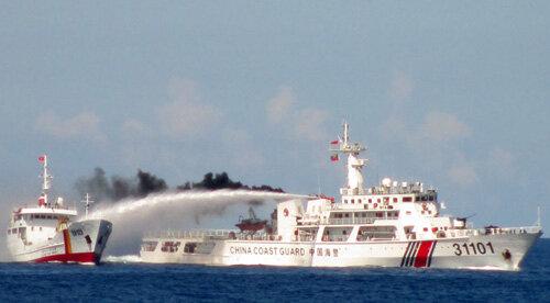 Trung Quốc điều máy bay tiêm kích uy hiếp lực lượng Việt Nam