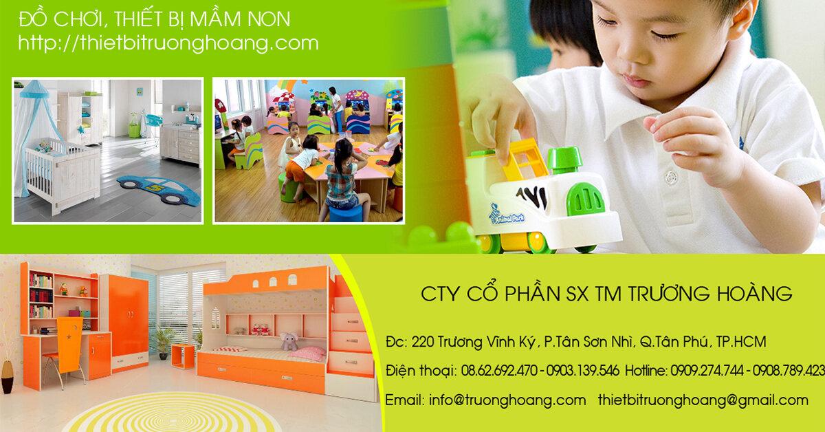 Trương Hoàng – Nơi cung cấp thiết bị trường học uy tín, chất lượng