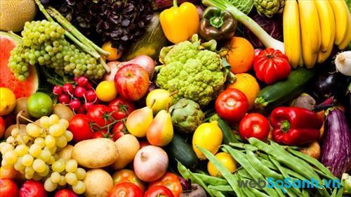 Thực phẩm hữu cơ cung cấp nhiều vitamin và khoáng chất cho cơ thể