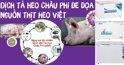 Tủ đông có bán chạy do nước ta cần cấp đông 5 triệu con lợn trong mùa dịch tả lợn châu phi ?