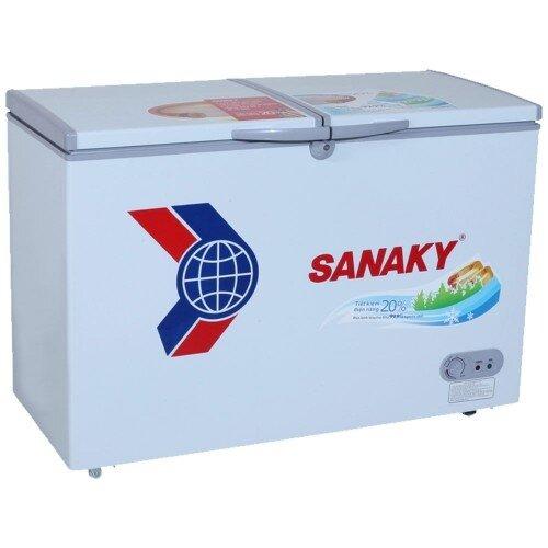 Tủ đông Sanaky VH8699HY – Làm lạnh nhanh, bảo quản thực phẩm tốt