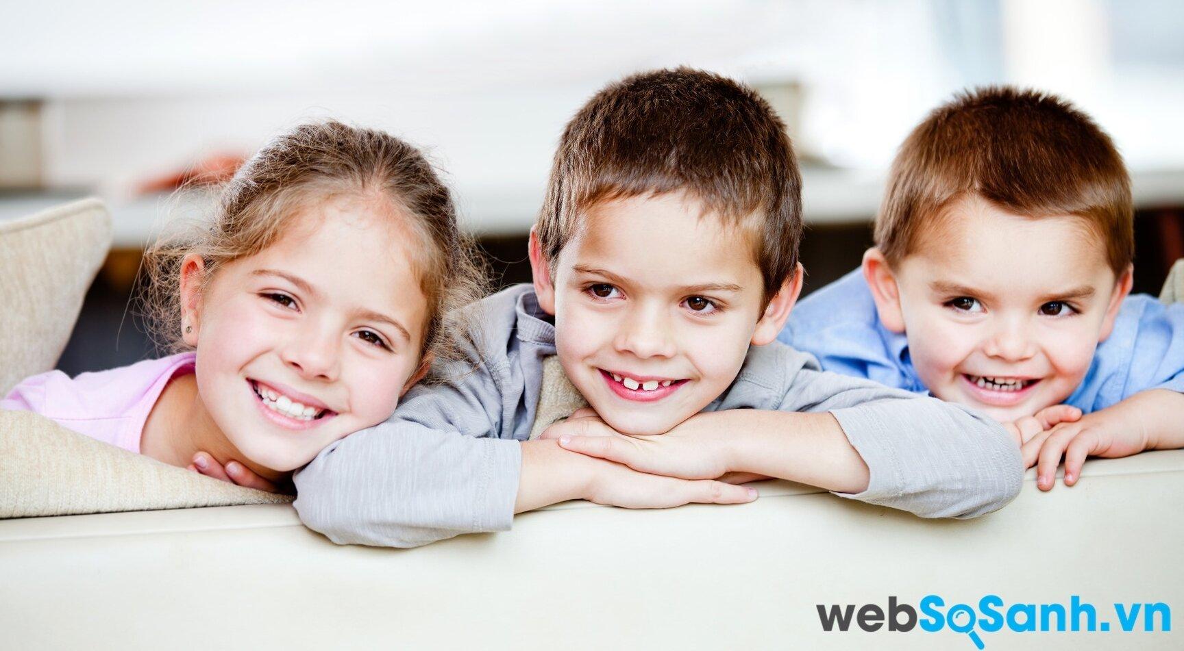 Tư duy ở trẻ mẫu giáo trong độ tuổi 3-5 tuổi