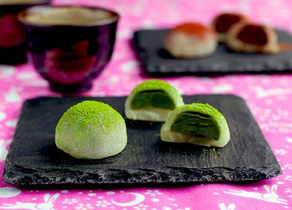 Tự làm bánh trung thu mang phong cách Nhật Bản