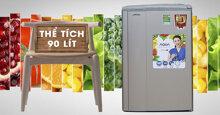 Tủ lạnh Aqua AQR 95AR 90 lít sử dụng có tốt không ?