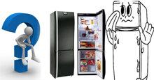 Tủ lạnh bị ra mồ hôi và đọng nước phải làm sao ?