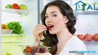 Tủ lạnh Electrolux ETB2603SA-RVN khử mùi hiệu quả với công nghệ Deo Fresh