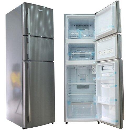 Tủ lạnh Electrolux ETB2603SC-RVN tiện dụng với thiết kế 3 cửa