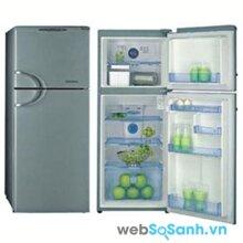 Tủ lạnh  giá rẻ Toshiba GR-R17VT làm lạnh không đóng tuyết