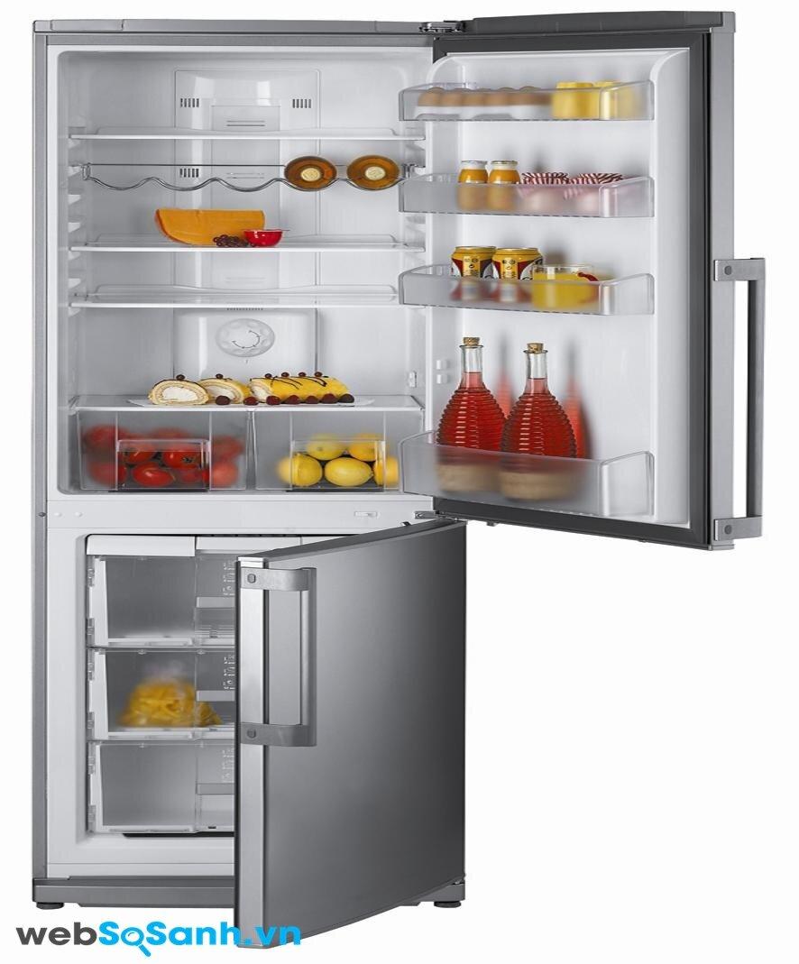 Tủ lạnh giảm giá, hạ nhiệt ngày hè
