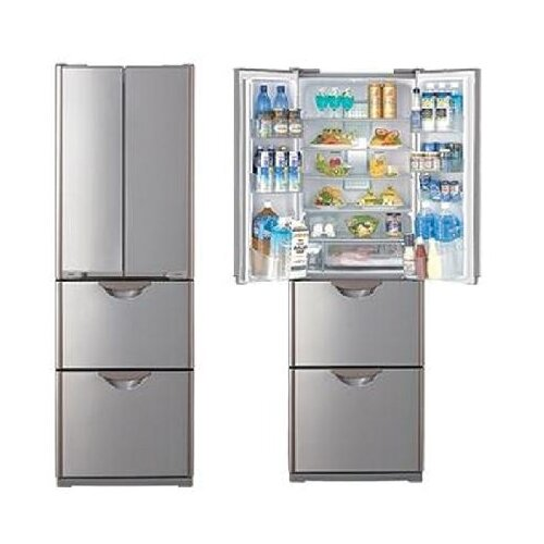 Tủ lạnh Hitachi R-SF37WVPG được trang bị tính năng báo động cánh tủ