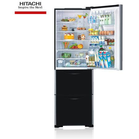 Tủ lạnh Hitachi R-SG37BPG tiết kiệm điện với công nghệ Inverter
