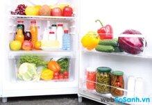 Tủ lạnh Hitachi R-T310EG1 làm lạnh không đóng tuyết
