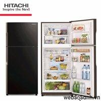 Tủ lạnh Hitachi R-VG400PGV3 tiết kiệm điện với công nghệ Inverter