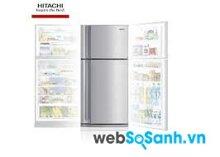 Tủ lạnh Hitachi R-Z660EG9 sử dụng cơ chế làm lạnh Minus – Zero