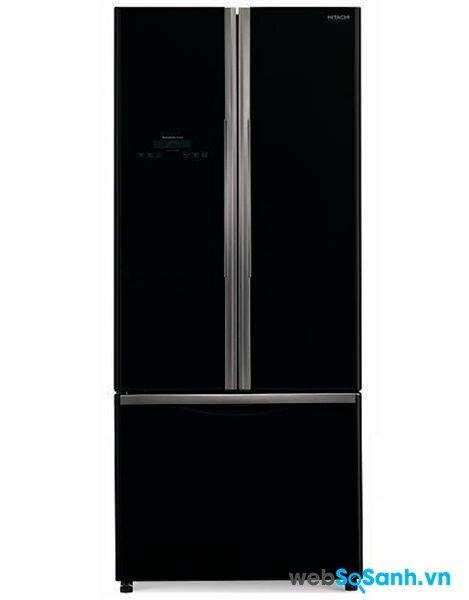 Tủ lạnh Hitachi SR-WB550PG2 tiết kiệm điện với công nghệ Inverter