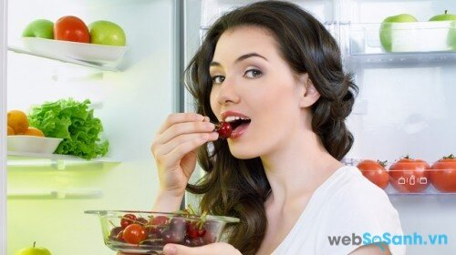 Tủ lạnh LG GN-L272BS giữ thực phẩm luôn tươi ngon