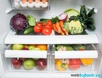 Tủ lạnh LG GR-D502TK kháng khuẩn với bộ lọc Health Guard