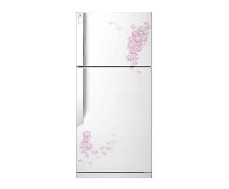 Tủ lạnh LG GRS502PG làm lạnh từ cửa tủ