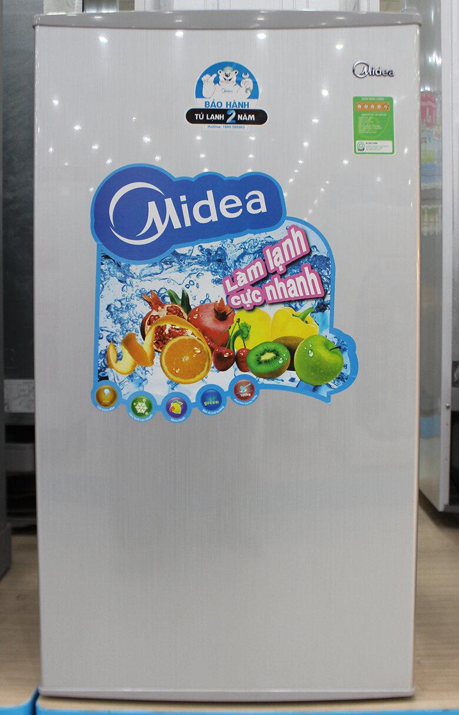Tủ lạnh mini Midea chính hãng giá rẻ nhất bao nhiêu tiền 7/2017