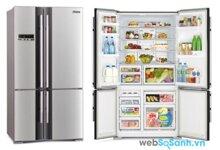 Tủ lạnh Mitsubishi MR-L78E tiết kiệm điện với chế độ Eco Mode