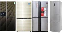 Tủ lạnh nào có ngăn đá lớn đáng mua nhất năm 2019 ?