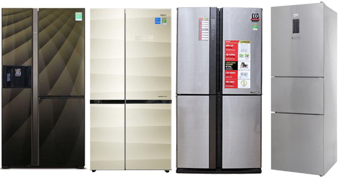 Tủ lạnh nào có ngăn đá lớn đáng mua nhất năm 2018 – 2019 ?