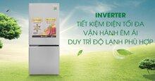 Tủ lạnh ngăn đá dưới có những ưu điểm nào đáng mua ?
