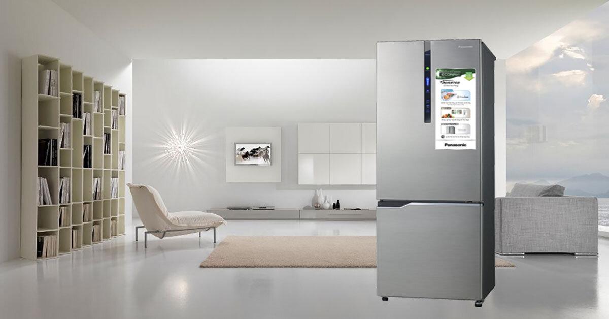 Tủ lạnh Panasonic 135L giá rẻ chất lượng nhất bao nhiêu tiền ?