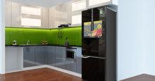 Tủ lạnh Panasonic inverter 322 lít NR-BC369QKV2 tốt không ? Giá bao nhiêu ?