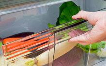Tủ lạnh Panasonic NR-BW415VN tiết kiệm điện với bộ cảm biến Econavi