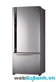 Tủ lạnh Panasonic NR-BY601VSVN tiết kiệm điện với công nghệ Inverter