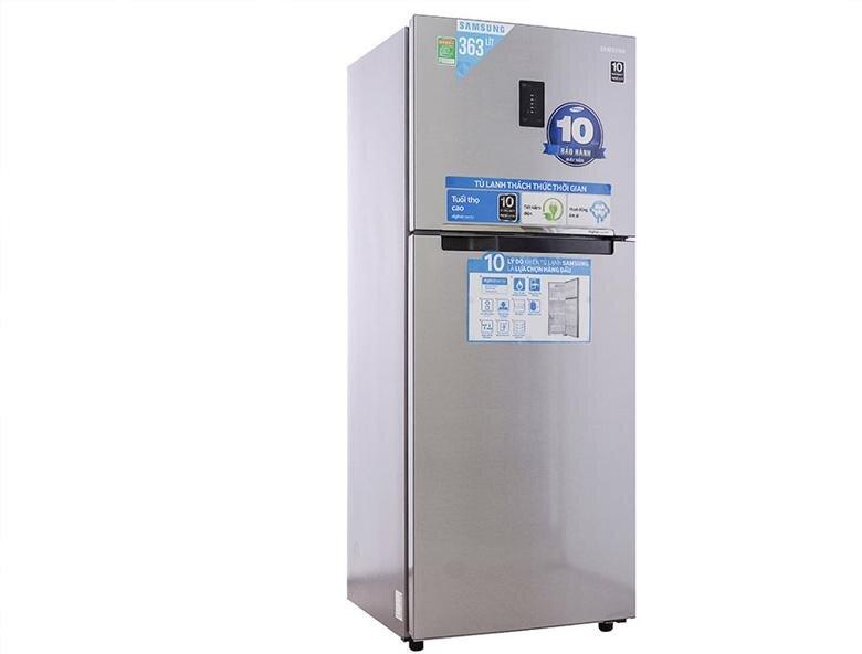 Tủ lạnh Samsung RT35FDACDSA/SV tiết kiệm điện với công nghệ Inverter