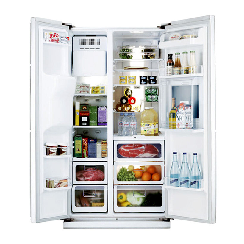 Tủ lạnh Samsung side by side dung tích lớn 3-5 cửa giá bao nhiêu tiền ?