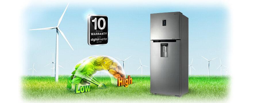 Tủ lạnh Samsung RT-22FARBDSA/SV – Thách thức với thời gian