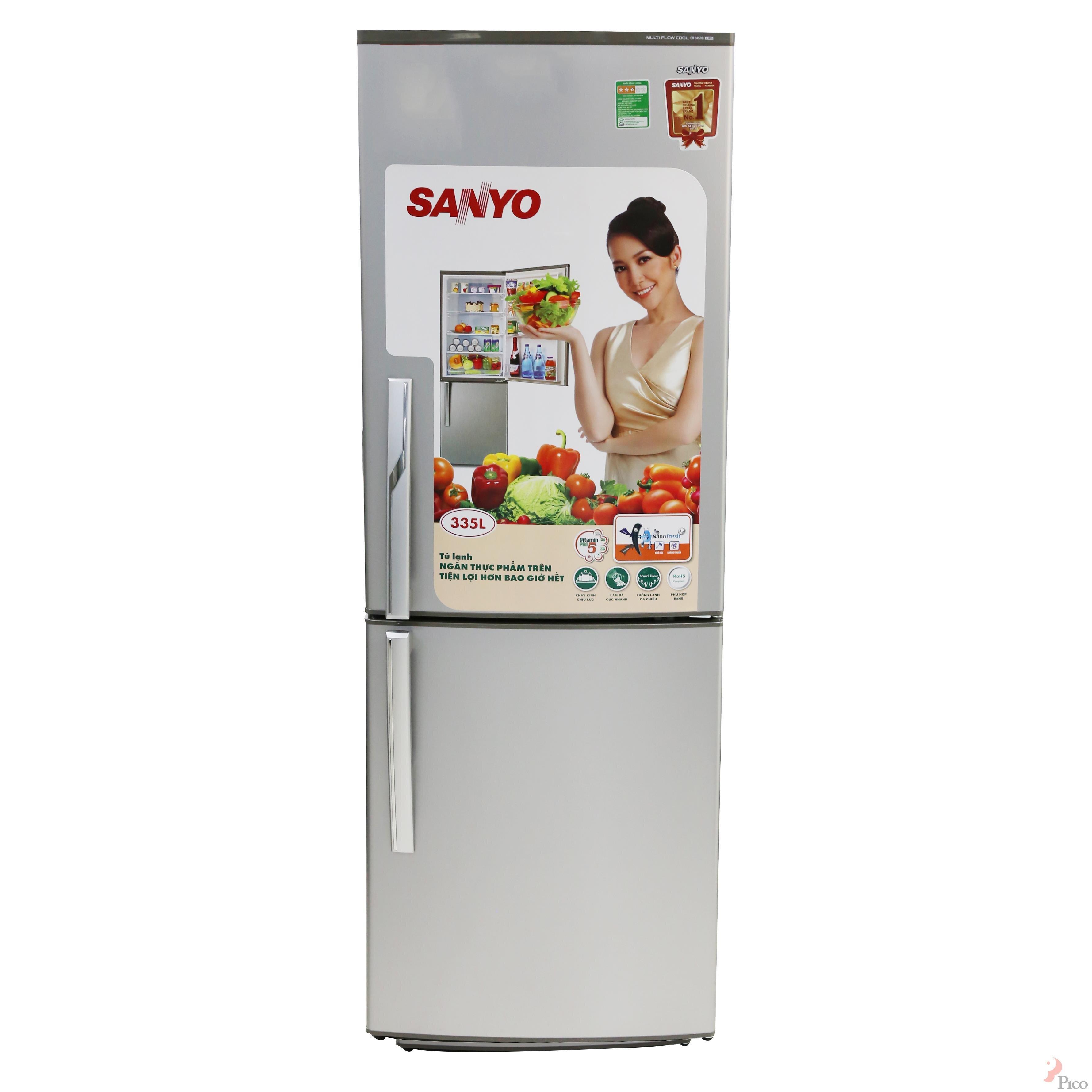 Tủ lạnh Sanyo giá rẻ nhất bao nhiêu tiền? Mua ở đâu giá rẻ