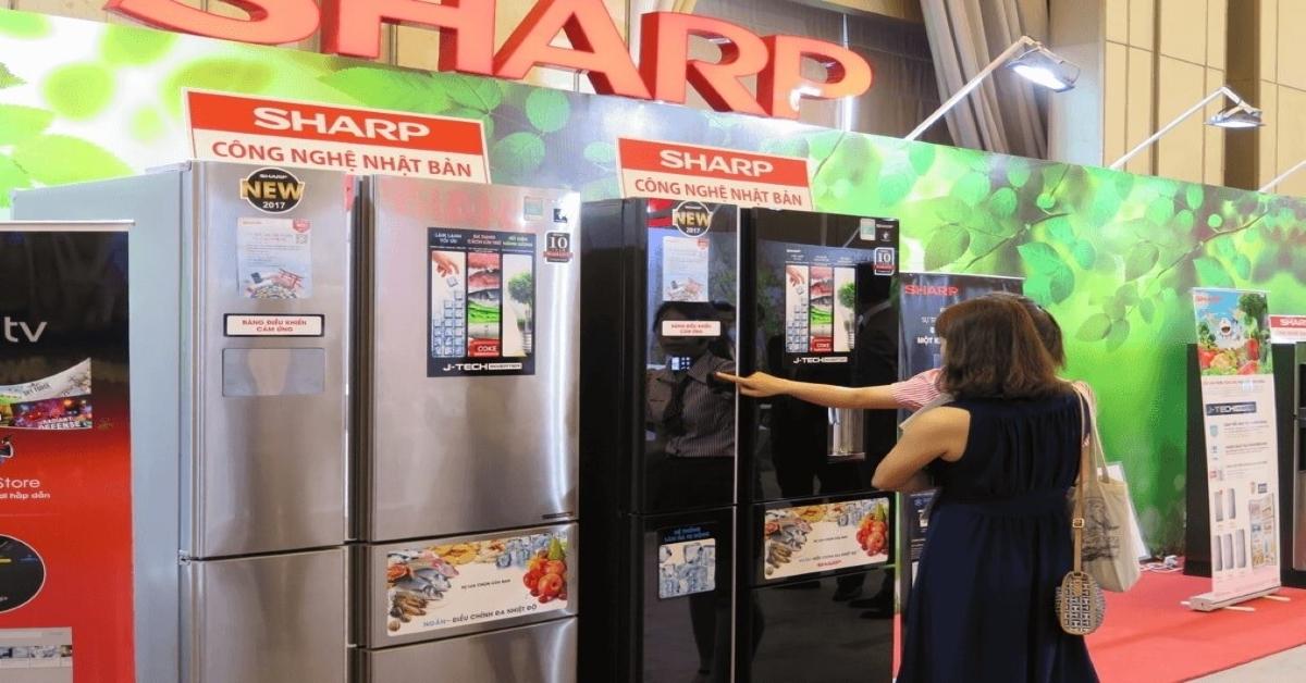 Tủ lạnh Sharp sản xuất ở đâu? Có ưu và nhược điểm gì?